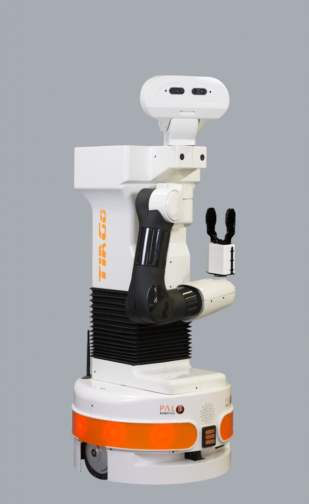 TIAGo-collaborative-robot