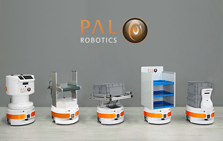Tiago Base models PAL Robotics