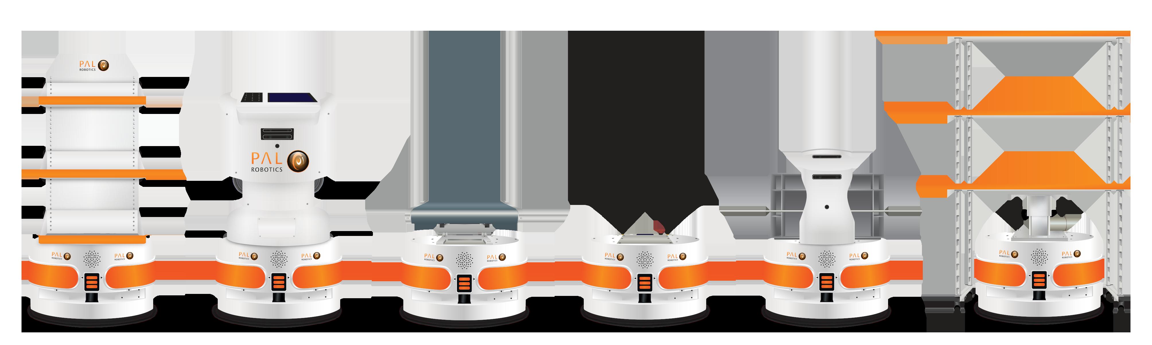 TIAGo Base Configurations
