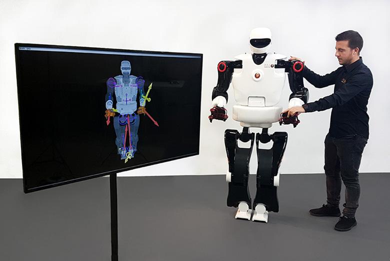Robot TALOS research