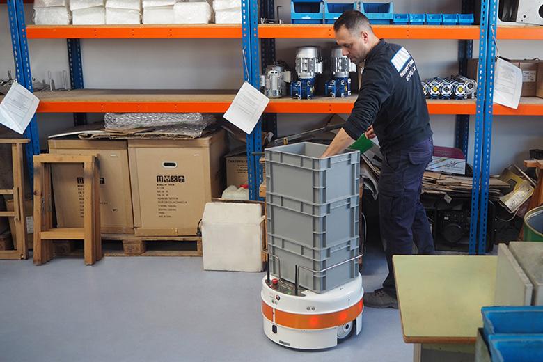 Flexible solutions for Logistics