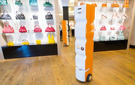 Stockbot The autonomous robot