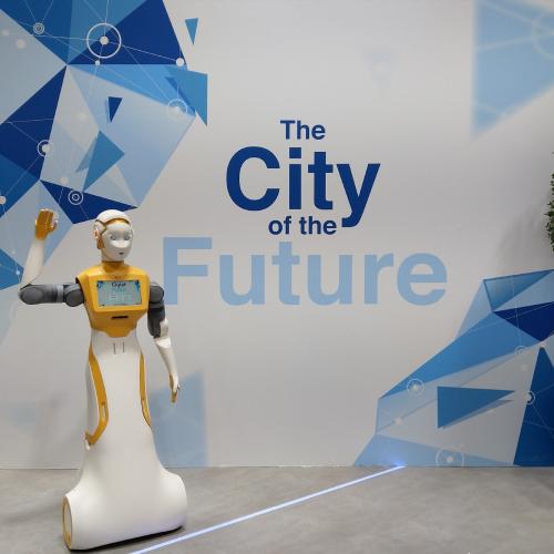 ARI Human-robot Artificial Intillegence