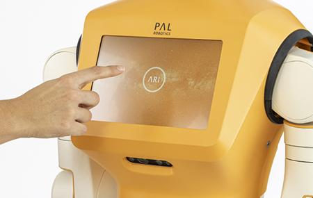 Touch screen ARI