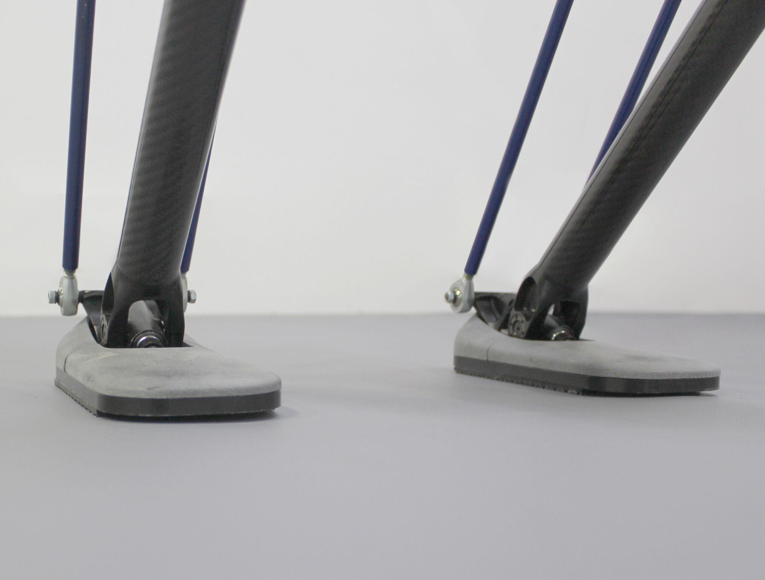 kanagro robot feet by pal robotics